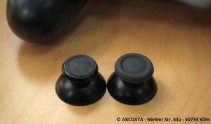 PS4 Analog- Stick ausgebaut